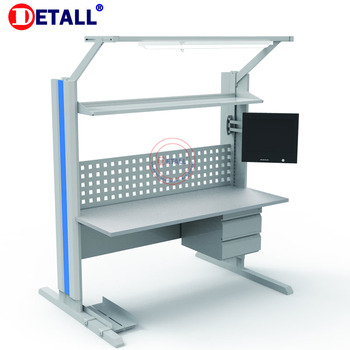 Detall Hot Sale Esd Multifunction Woodworking Bench For Garage And