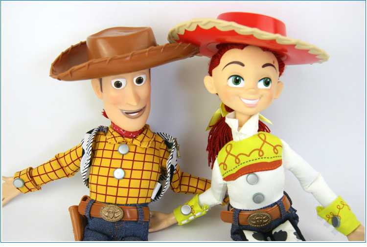 Woody Doll Talking Toy Story Figure 35