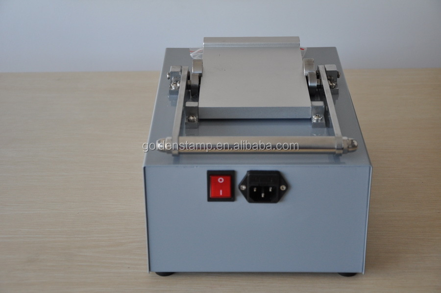CGS 598 Flash stamp machine/Self inking flash stamp seal maker photosensitive machine inteligent aitomatic