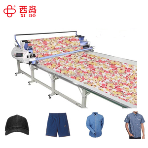 Woven Spreading Machinery for Garment & Textile Production