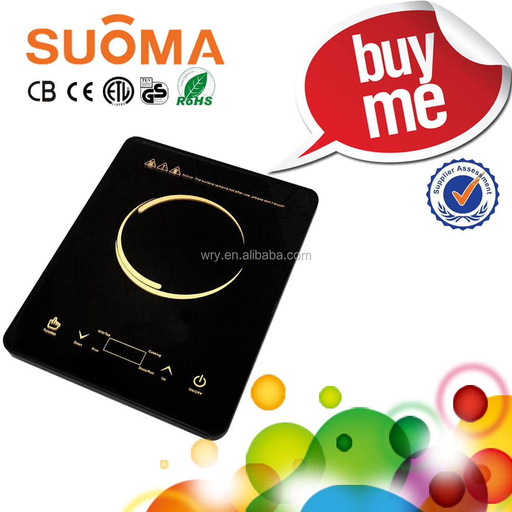 Large Size Touching Screen Universal Induction Cooker with Multi Cooking Functions