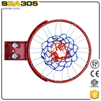 mini basketball steel ring hoop