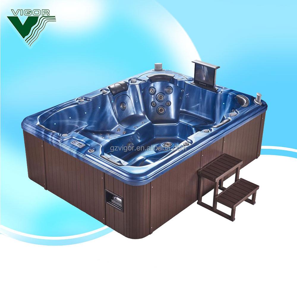 Hydraulic Massage Whirlpool Bathtub, Hydraulic Massage Whirlpool ...