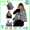 Nursing Breastfeeding Cover Scarf Baby Car Seat Canopy Shopping Cart Stroller