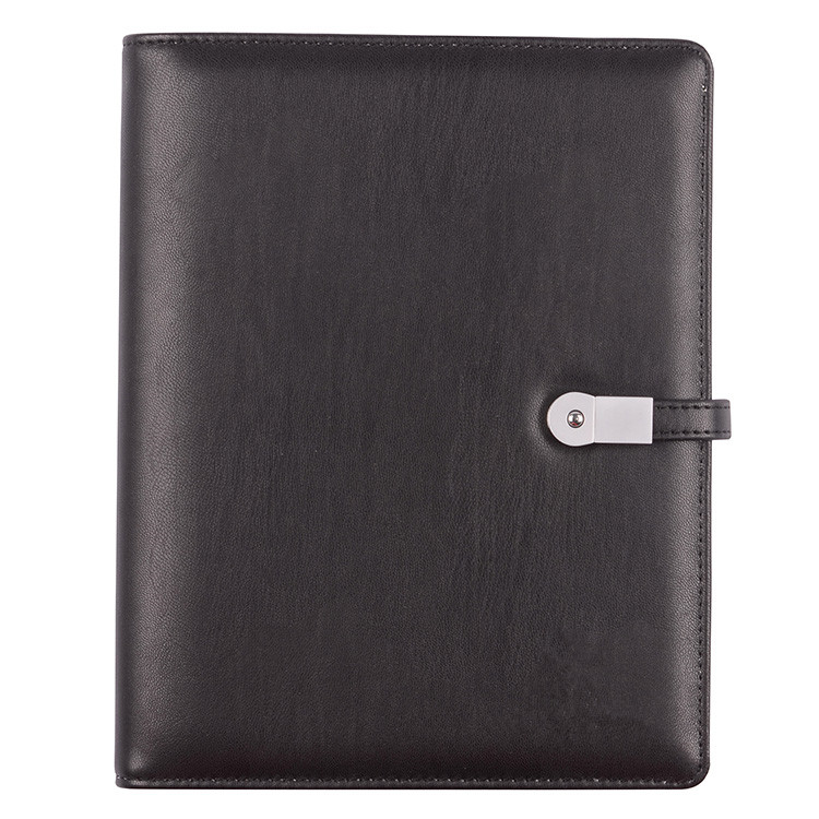 Custom multifunction powerbank notebook with usb flash drive