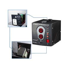 High Quality Digital 140V To 260V Output Automatic Voltage Stabilizer Iso 9001