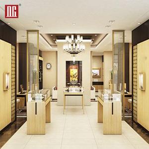 Jewellery Showroom Design Suppliers