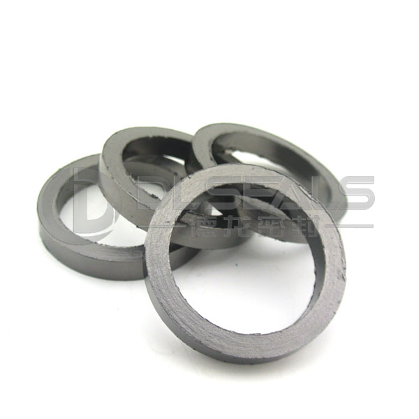 DLseals Graphite Rings/ Graphite Seal Ring PEGR78104 for pump,valve sealing, mechanical seal