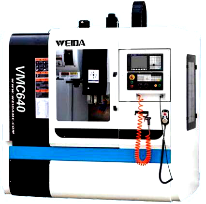 VMC640 GSK218M mini verticale cnc-bewerkingscentrum