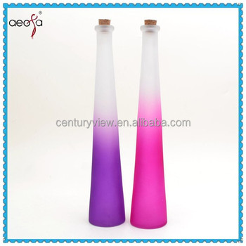 Tall Slim Vase Wholesale Purple Glass Vases Cheap Wholesale With