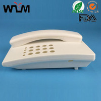 plastic mold maker, ABS telephone set moulding housing maker