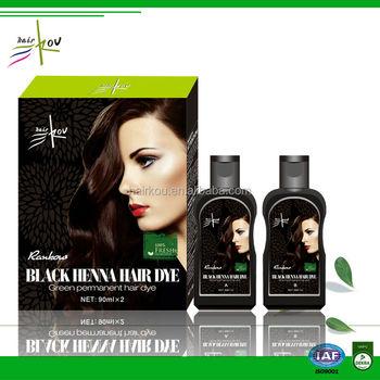 Henna 5 Mins Speedy Hair Color Cream Dye Hair Black In 5 Mins Buy