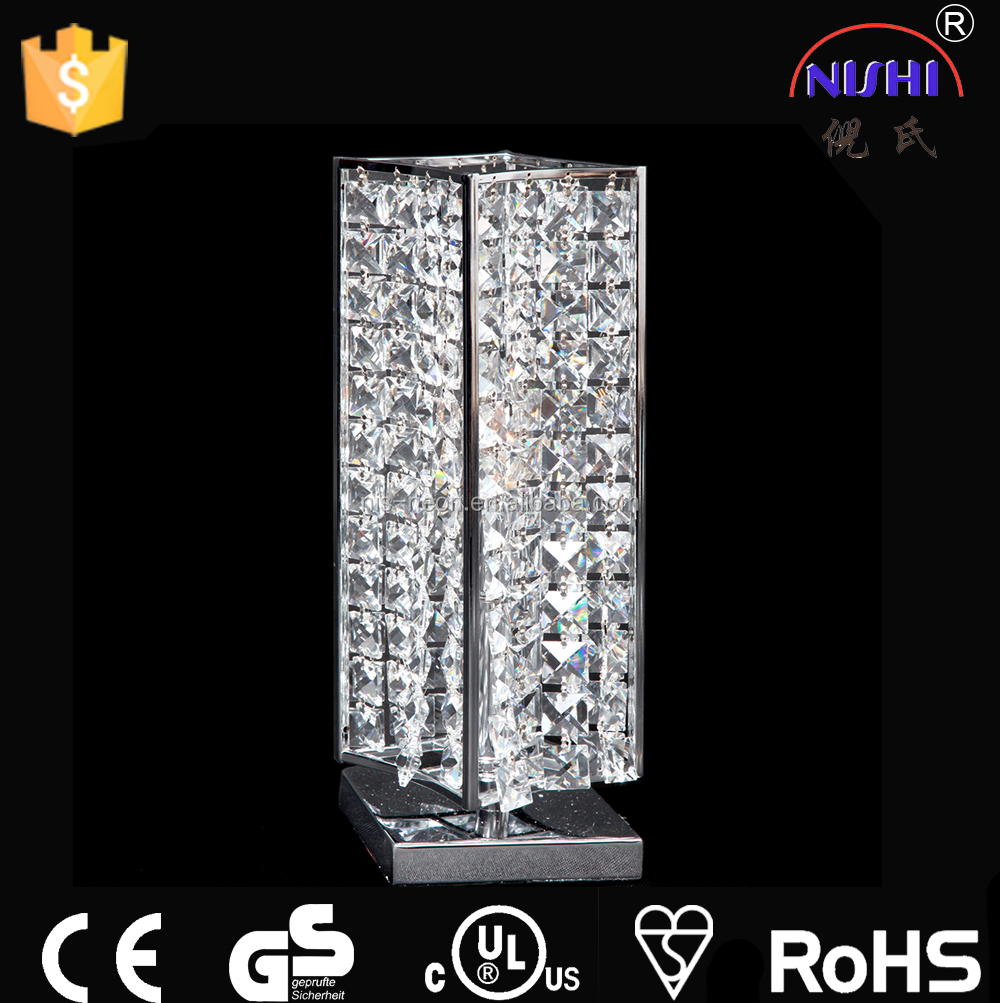 Hot selling aluminum table light /hotel lamp replica flos lamp taccia table lamp NS-121143