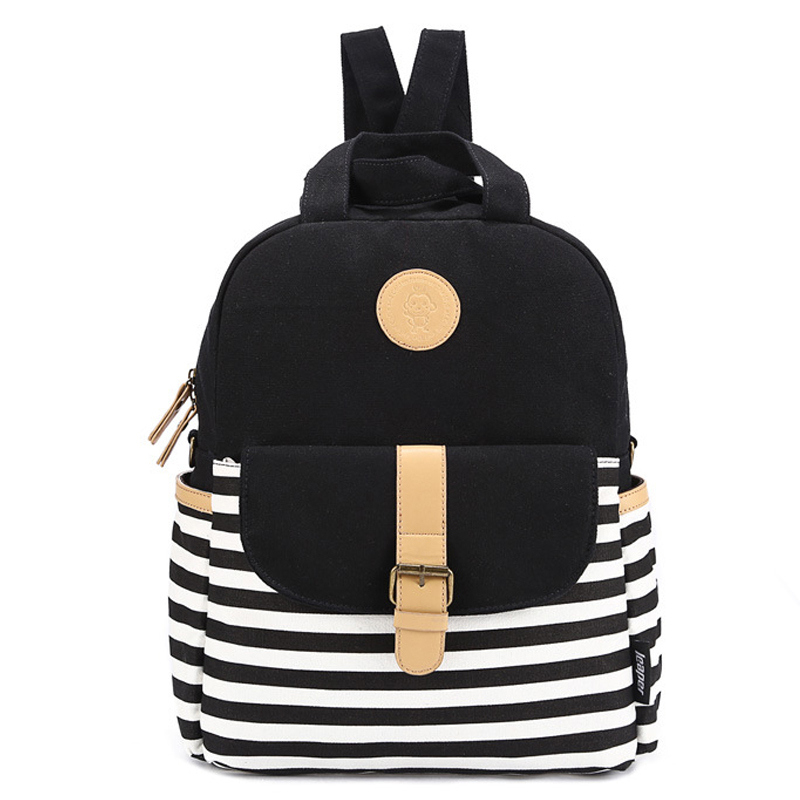 Buy 2015 New Multifunction Small Cute Bags School Backpacks for Teenager  Girls Mochilas Feminina Fashion Stripes Woman Backpack in Cheap Price on  m.alibaba. ... 015bbf672c9a8