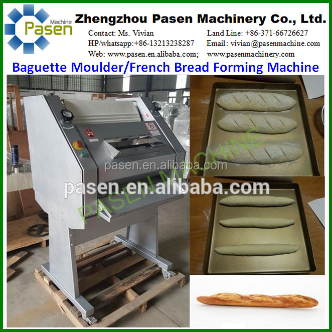 French Bread Forming Machine/Forming Baguette Dough Machine/French Baguette Molder Machine