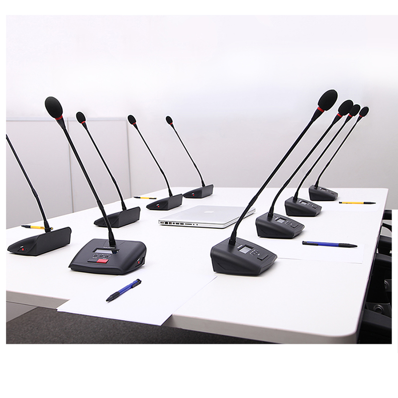 Wireless Digital Conference Microphone /wireless Conference System ...