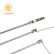 liangdi quartz halogen infrared heater lamp