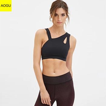 9f779c4d00ac2 Wholesale women fitness wear custom hot sexy yoga sports bra
