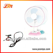 14''/16'' New Design Solar Powered Outdoor Fan