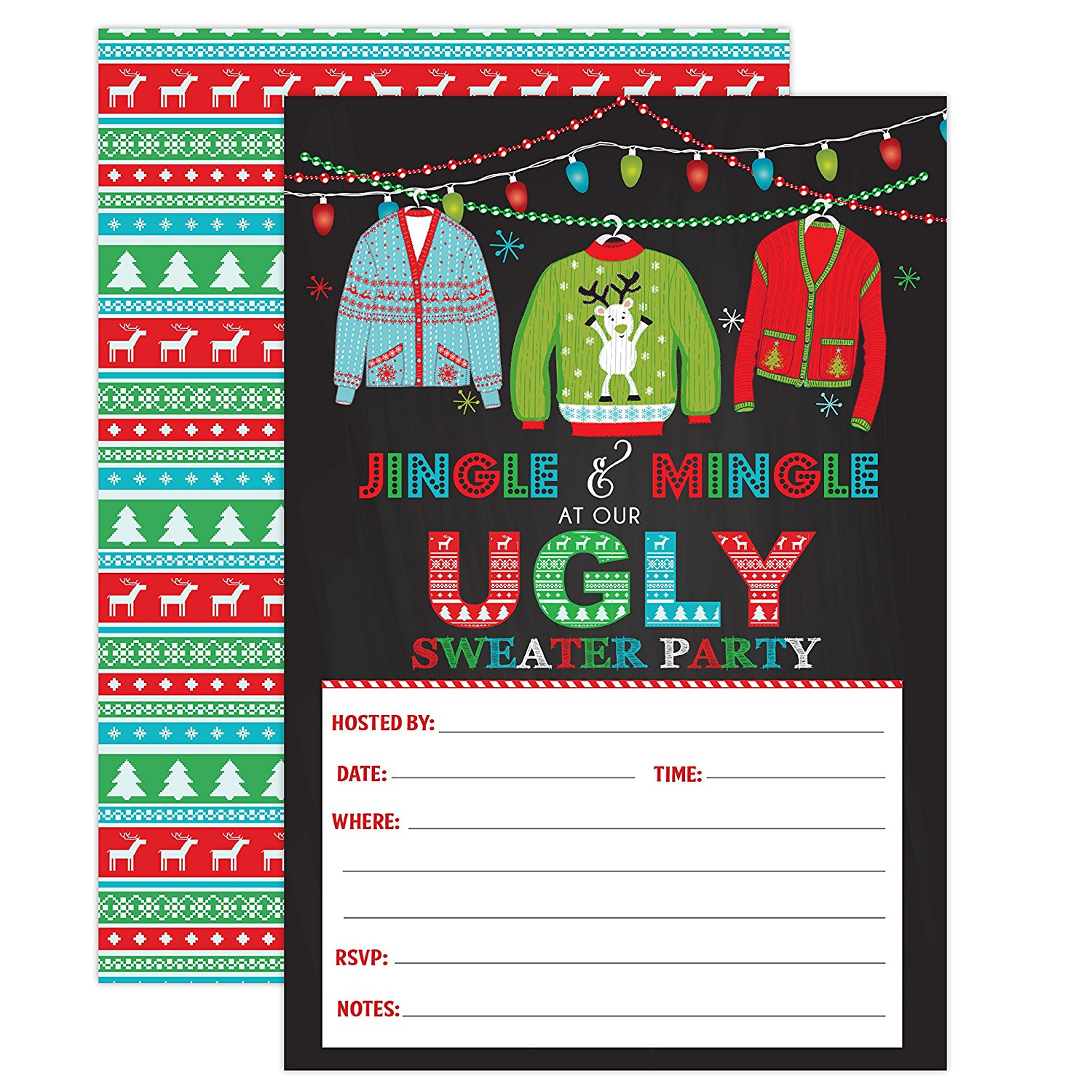 Cheap Customized Christmas Party Invitations Find Customized