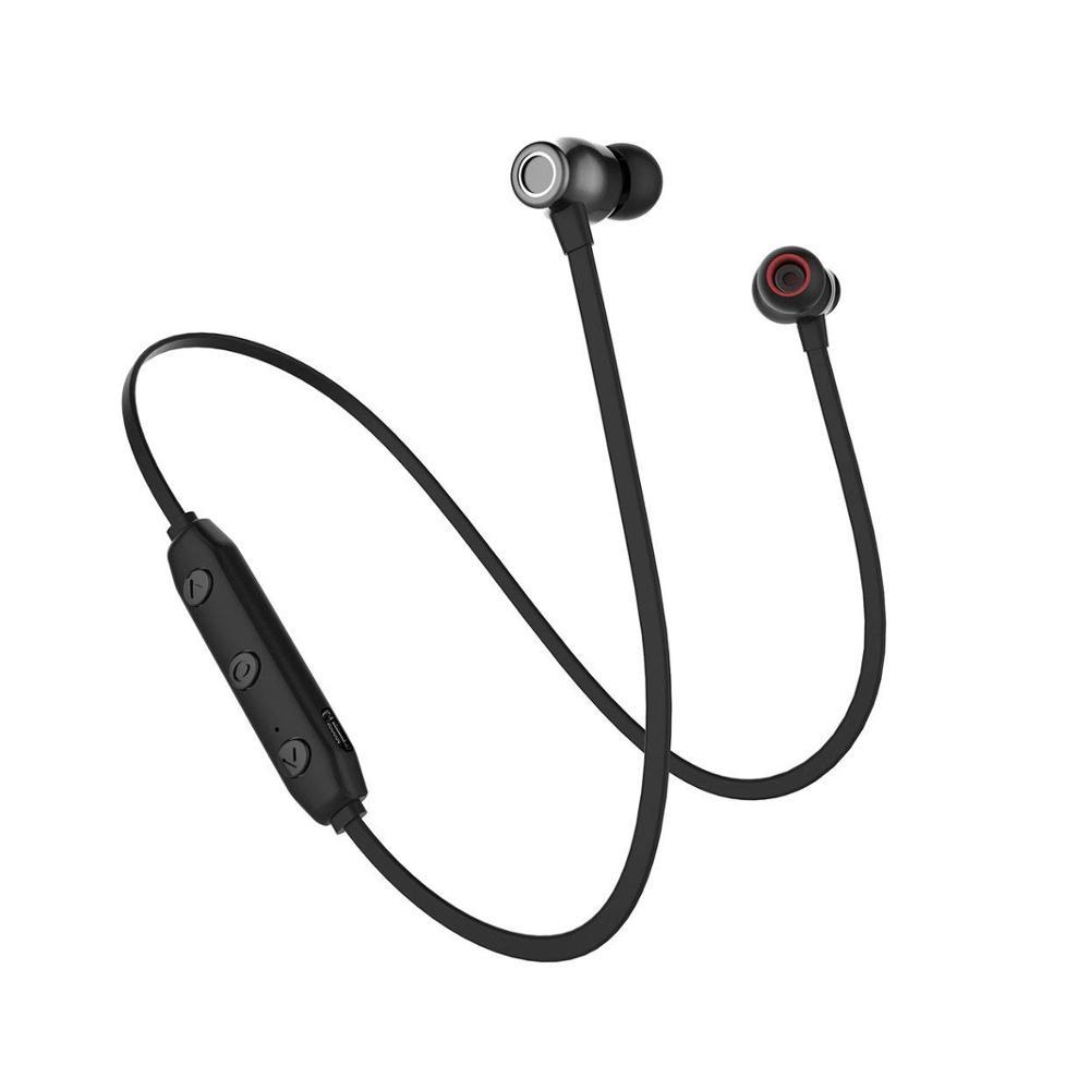 GlobalCrown V5.0 Sports Bluetooth Headset Running Mini Metal Magnetic фото