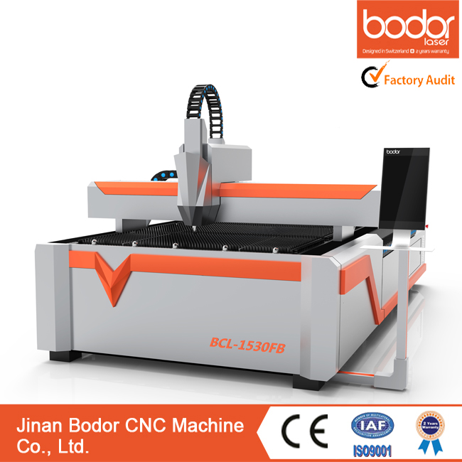 500w 1000w 2kw die board laser cutting machine with IPG fiber source