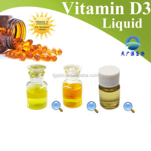 Supply Natural Vitamin D3 Liquid/ Vitamin D3 Capsules