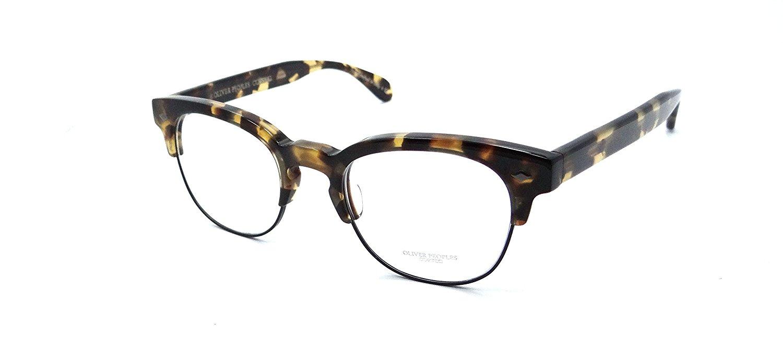 409924c53f Get Quotations · Oliver Peoples Rx Eyeglasses Frames Hendon LA 5331U 1550  47x21 Hickory Tortoise