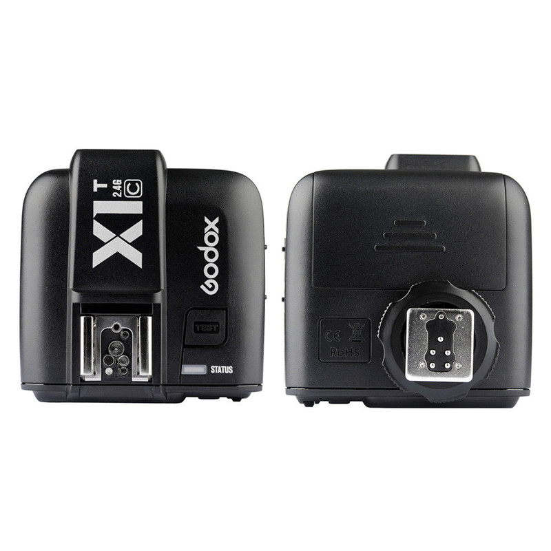 Universal Camera Flash Light Trigger Transmitter X1T-C for DSLR