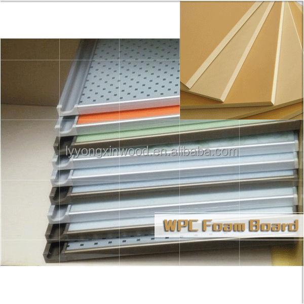 Wpc/pvc-holz-kunststoff- material für die küche Schrank/wpc-schaum ...