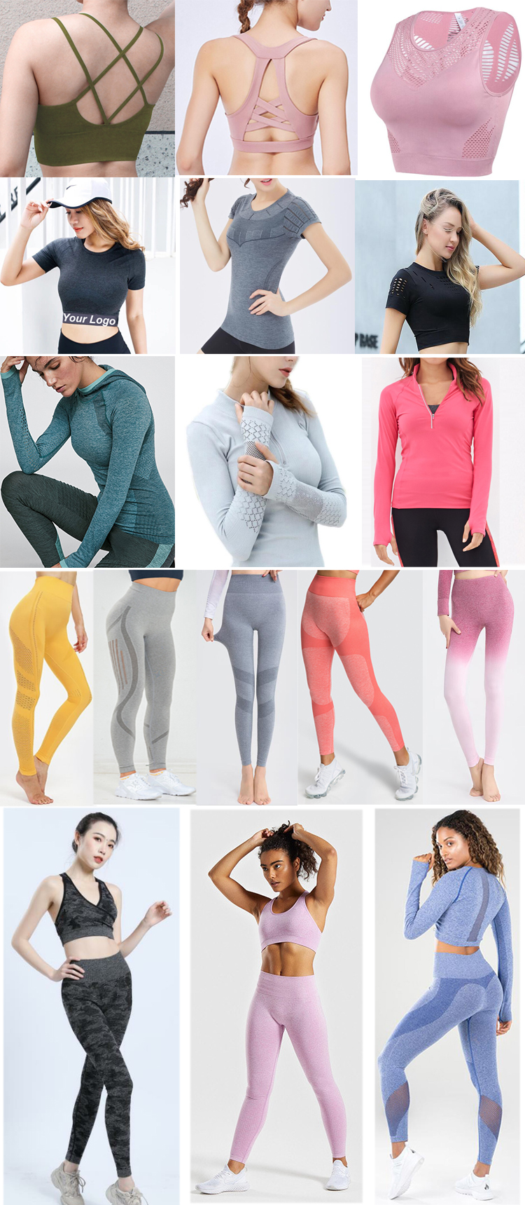 Women Sweatshirts Fitness Female Tee shirt Yoga Sweatshirt Long Sleeves Workout Seamless Hoodie t-shirts  Blouses Sports Clothes
