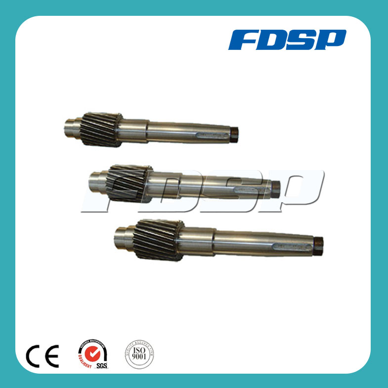 2016 common used Quality Confirmance Pinion Shaft, Feed Machinery Spare Part
