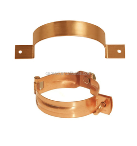 Fabrication terminal mounting copper bracket
