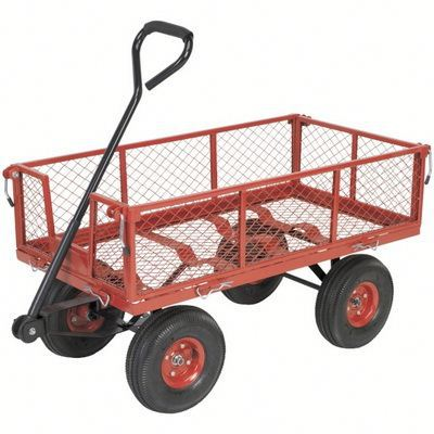 400KG 48'' plant pot mover trolley