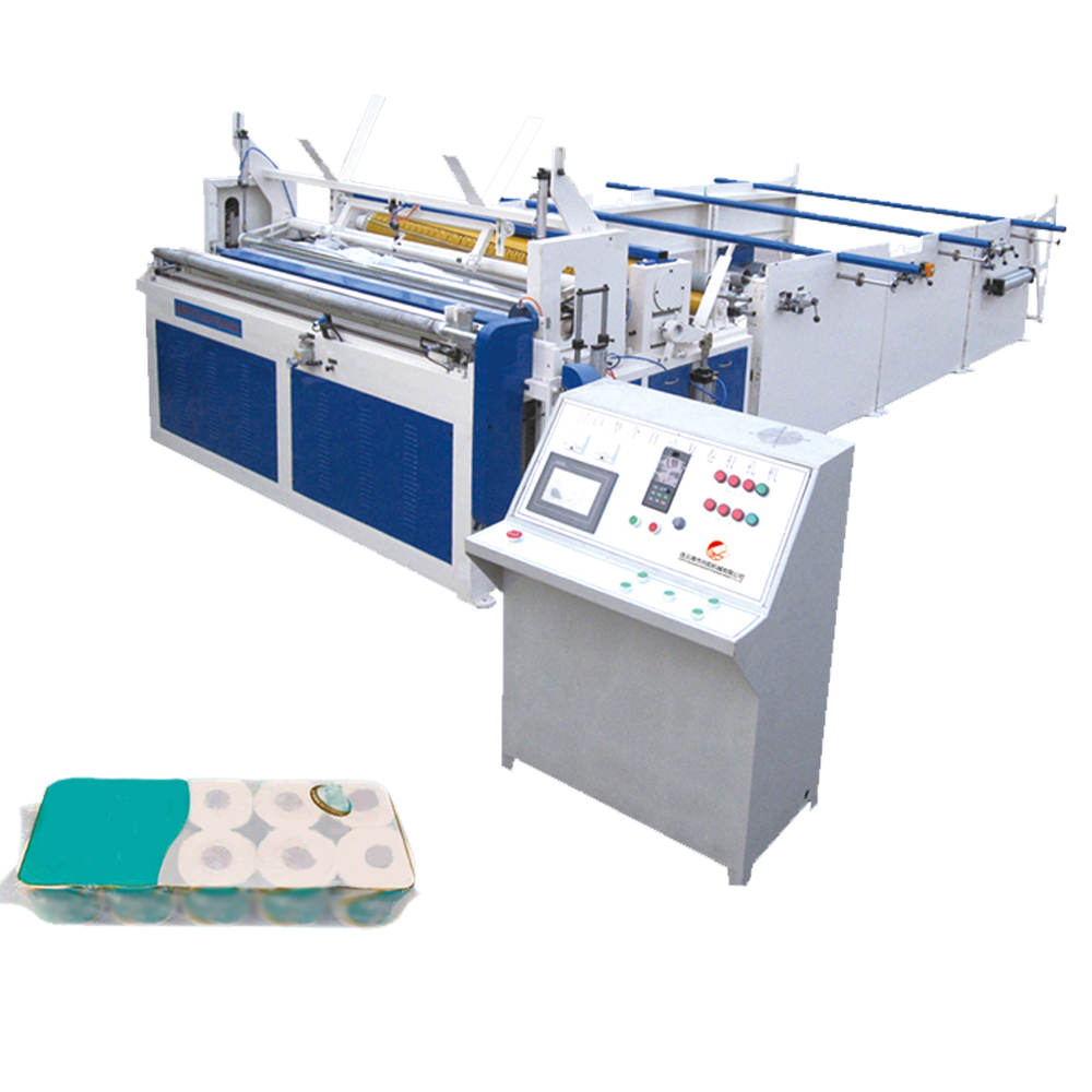 Small Toilet Paper Rolls Making Machine Price