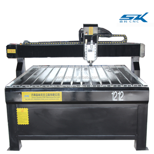 china 1212 3 axis cnc desktop cnc router engraver machine for wood/acrylic/brass/aluminum/milling machine/no-metal cnc carver