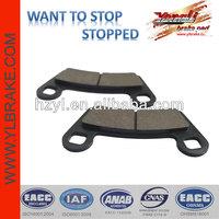 quality utv brake pads for side by side utv