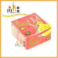 Jl-006q Yiwu Jiju New Hookah Shisha Activated Charcoal
