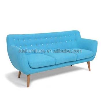 Modern Retro Sofa Mid Century