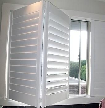 Wholesale China Factory Wood Folding Window Blinds Buy