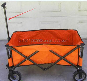 camping cart trolley hand cart shopping cart foldable cart folding beach cart