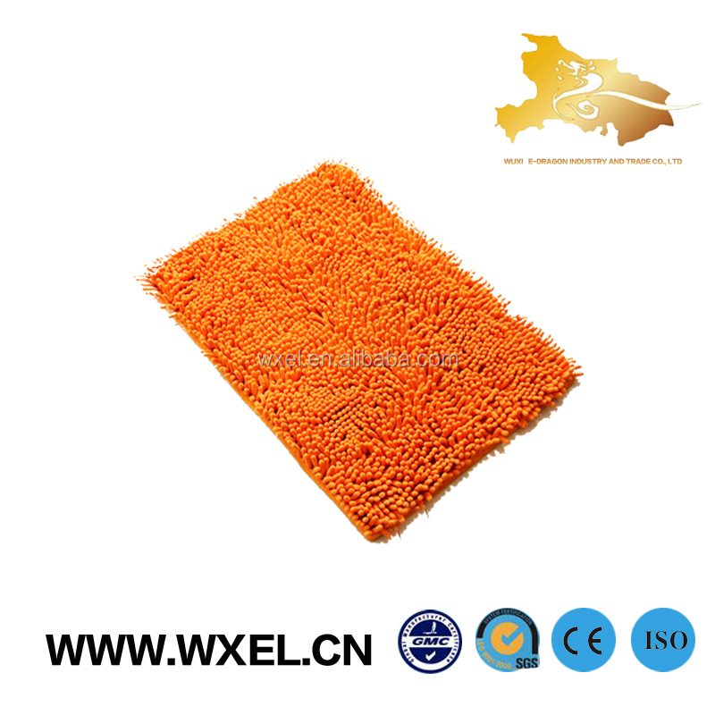 chinese cheap chenille mat