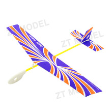 Fly Bird - Swift Flyer Hand Launch Airplane Models
