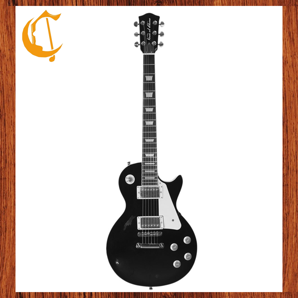 L P LP shape electric guitar made in china