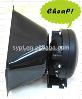 police car siren speaker,100w,11 ohm, 3 year warranty