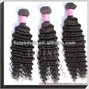 6A quality virgin malaysian hair 100% virgin bebe curl human hair extension
