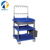 AC-IT045 hot sale new design abs hospital medical instrument infusion trolley with drawers