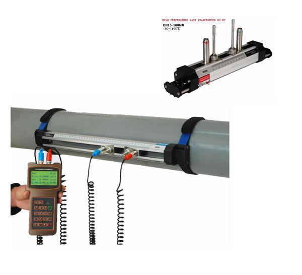 2000h Handheld Ultrasonic Flow Meter Ultrasonic Gas Flow Meter - Buy Clamp  On Ultrasonic Flowmeter,Clamp On Water Flowmeter,Handheld Portable