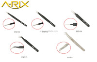 Top Grade Eyelash Planting Use Stainless Steel Eyelash Tweezer