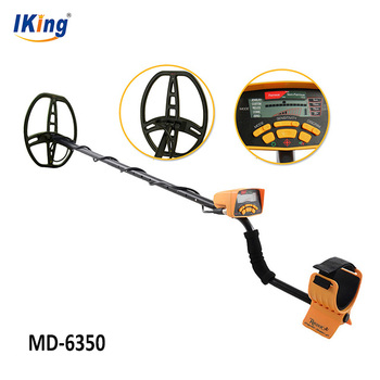 New model Chinese factory MD-6350 underground gold detector